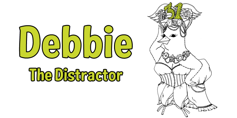 Debbie The Distractor Profit Villain