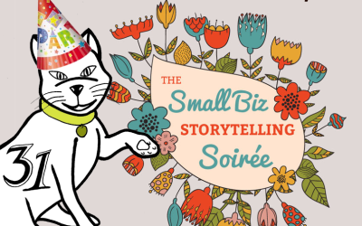 #FridayFind – Storytelling Soiree from Tea Silvestre