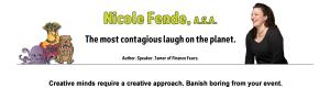 Nicole Fende Speaker Keynote Event MC