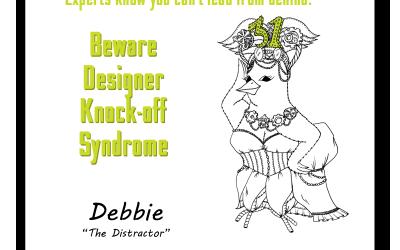 #MondayMoneyMantra – Beware Designer Knock-Off Syndrome